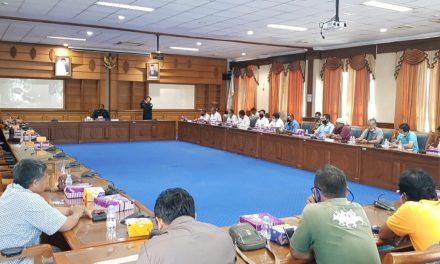 Hearing DPRD dengan Forum RT Desa Sangatta Utara – Anggaran Penanganan Sampah Akan Diperjuangkan 1 % dari APBD