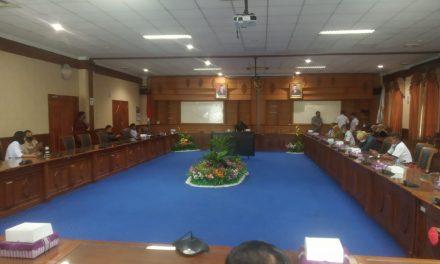 Audiensi Terkait Fasum dan Fasos Perum Griya Bukit Pelangi, DPRD Kutim Siap Kawal Sampai Tuntas