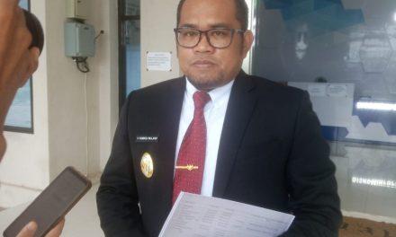 Ujian Skripsi Mahasiswa PG PAUD Unmul Angkatan 2015 di Kantor Diskominfo Perstik Kutim