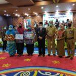 Kutim Raih Dua Juara II Pada Festival Pangan Lokal Tingkat Provinsi Kaltim