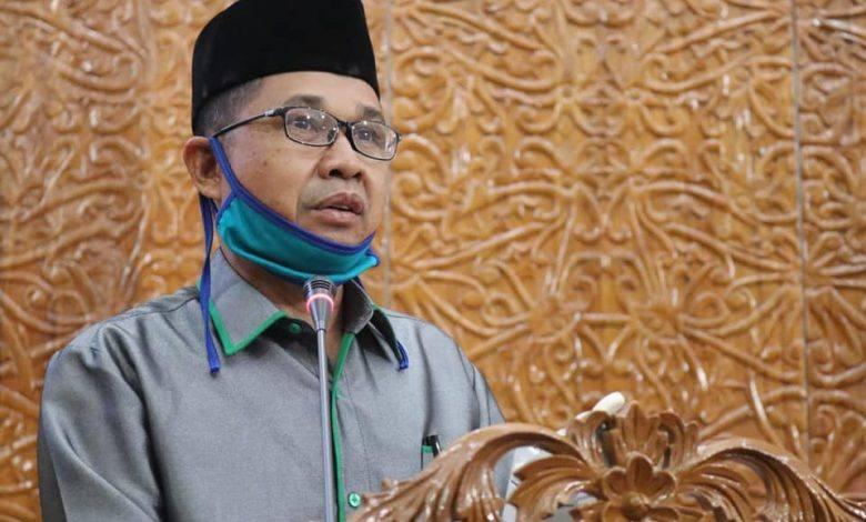 SK Pengangkatan Joni Sebagai Ketua DPRD Kutim Sudah Di Teken Gubernur