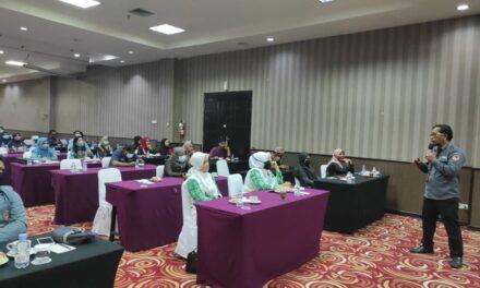 KPU Kutim Sosialisasikan Peningkatan Partisipasi Masyarakat