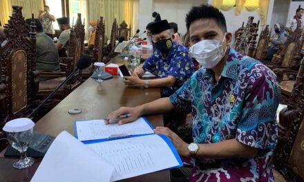 Sinkronisasi Program Bapemperda, DPRD Kaltim Kunker ke DPRD Balikpapan