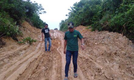 Sutomo Berharap Pemprov Kaltim Prioritaskan Peningkatan Jalan Provinsi yang Menggunakan Kutim – Berau