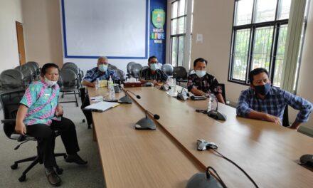 Rakor dan Silaturahmi Forsesdesi Terkait Penanganan Covid 19 dan JPT Pratama