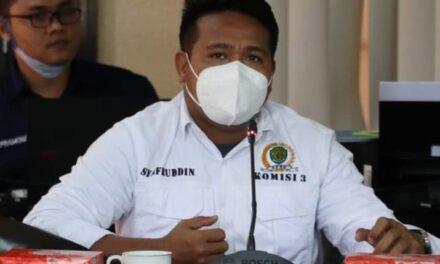 Syafruddin Menilai LKPJ Gubernur Tahun 2020 Masih Jauh Dari Harapan