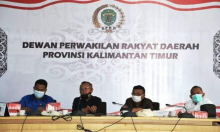 Projo Audiensi Dengan DPRD Kaltim Terkait Ganti Rugi di Tol Balsam