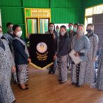 Lantik Ranting di Lima Kecamatan, IBI Kutim Terus Berbenah