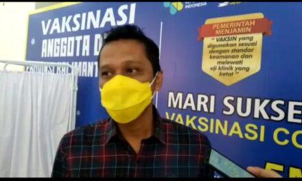 Nindya Listiyono Berharap Masyarakat Tidak Ragu Untuk di Suntik Vaksin