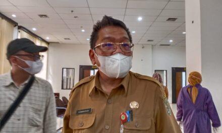 Anggota DPRD Kaltim di Suntik Vaksin Tahap Kedua