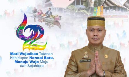 Ketua DPRD Wajo Berharap di Hari Jadi ke 622, Wajo Menjadi Lebih Maju dan Sejahtera