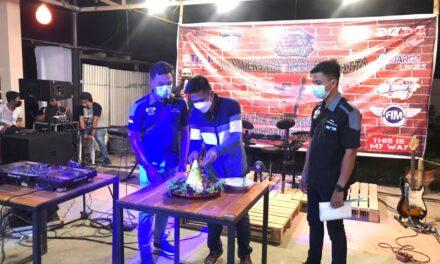Sutomo Jabir Hadiri Anniversary ke 7 YMCI Chapter Sangatta