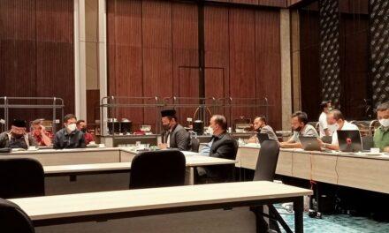 Pansus LKJP Gubernur Undang Perusda Terkait Kontribusi PAD