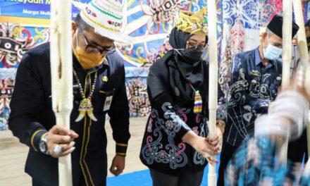 Hadiri Pesta Panen Mecaq Undat, Wabup Minta Semua Kecamatan Buat Program Tahunan