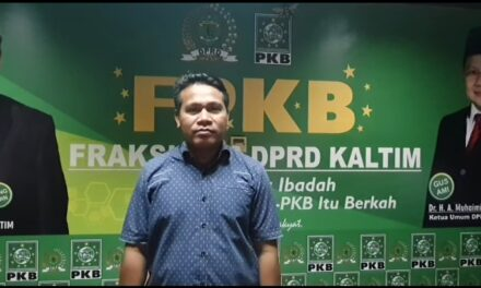 Fahmi-Basri Rase Akan di Usung PKB pada Pilgub Kaltim 2024