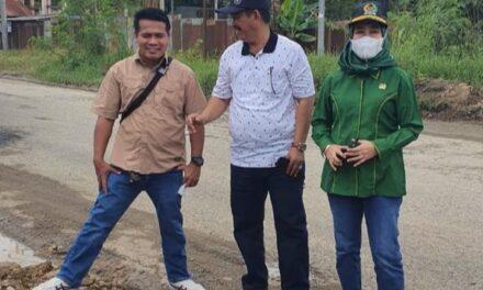 Jalan Poros Banyak Yang Rusak, Komisi III DPRD Ingin Pemerintah Pusat Lebih Perhatikan Kaltim