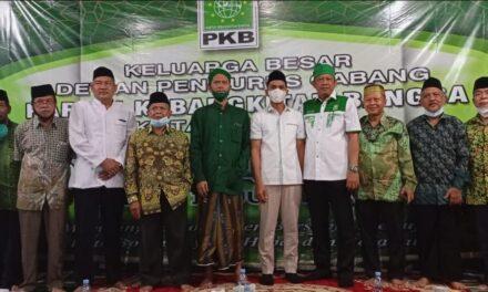 Basri Rase, Walikota Sekaligus Ketua PKB Bontang Gelar Halal bi halal