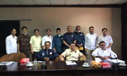Komisi I DPRD Kaltim Rapat Dengar Pendapat Dengan Diskominfo Kaltim