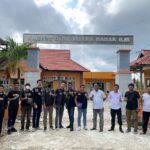 Wujudkan Manfaat Program Padat Karya Untuk Rakyat, Tim Kerja Irwan Fecho Keliling Kukar