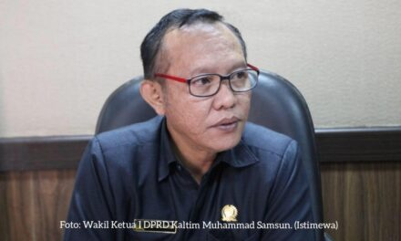 Wakil Ketua DPRD Kaltim M Samsun Kritik Rendahnya Serapan APBD 2021 yang Baru 18 Persen