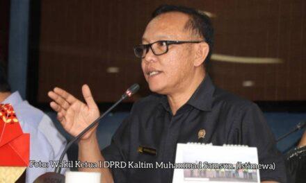 Realisasi Program Pembangunan Rendah, Samsun Ingatkan Pemprov Kaltim Serius Siapkan Dokumen Lelang