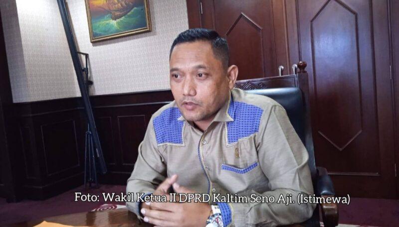 Pimpinan DPRD Kaltim Ingatkan Pansus Raperda Manfaatkan Perpanjangan Waktu yang Diberikan
