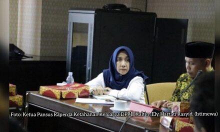 Pansus Raperda Ketahanan Keluarga Minta Masa Perpanjangan Waktu Kerja ke Pimpinan DPRD Kaltim