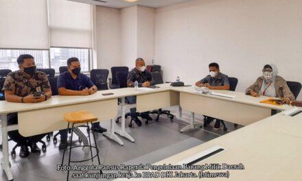 Sutomo Jabir Inginkan Pemprov Kaltim Lebih Transparan Guna Memudahkan Upaya Pendataan Aset Daerah