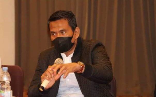 Cegah Penimbunan Alkes, Rusman Yaqub Dorong Pemprov Lakukan Razia ke Toko Penyedia