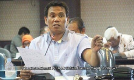 Ketua Komisi IV DPRD Kaltim Rusman Yaqub Dukung Pelaksanaan Vaksinasi Anak 12-17 Tahun