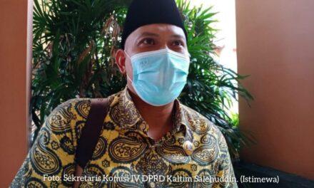 Salehuddin Acungi Jempol ke Pemkab Kukar Lantaran Konsisten Menggalang Vaksinasi Covid-19