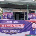 Tim Kerja Anggota DPR RI Irwan Fecho, Laksanakan Tes Antigen Gratis di Sempaja Timur