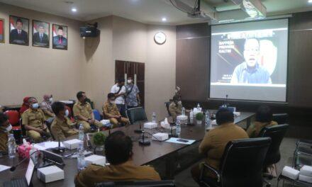 Bahas Rancangan Akhir RPJMD Kutim Tahun 2021-2026, Pemkab Kutim Laksanakan Musrenbang