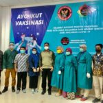 Dukung Program Vaksinasi Nasional, BNPT Gelar Vaksinasi Massal di Kaltim