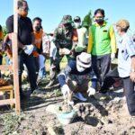 Wujud Komitmen di Bidang Kesehatan, PT KPC Bangun Posyandu di RT. 37 Teluk Lingga