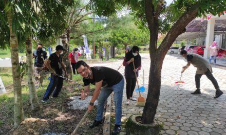 World Cleanup Day 2021, Diskominfo Kutim Gelar Jumat Bersih