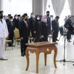 Bupati Kutim Lantik 88 Pejabat Administrator dan 142 Pejabat Pengawas